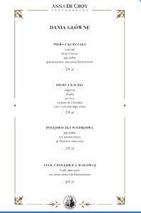 4 menu